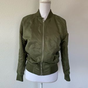 Urban Outfitters Silence + Noise Bomber Jacket XS